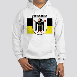 Munchen/Munich Hooded Sweatshirt