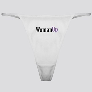 Woman Up Classic Thong
