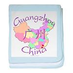 Guangzhou China baby blanket