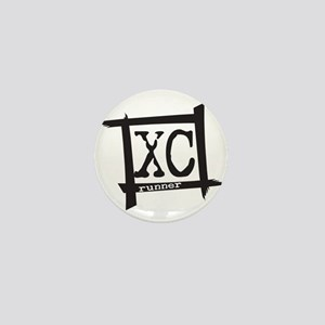 XC Runner Mini Button