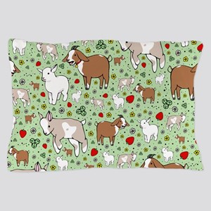 Goats Pillow Case