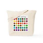 color analysis Tote Bag warm spring