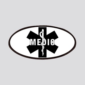Medic EMS Star Of Life Patches