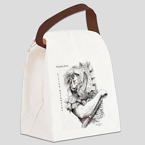 Pamela Zero Living Backwards Canvas Lunch Bag