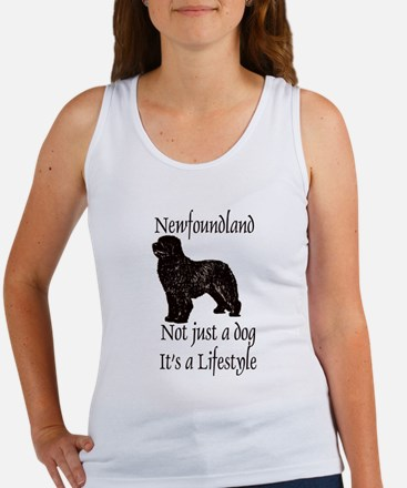 Newfoundlands It's A Lifestly Women's Tank Top