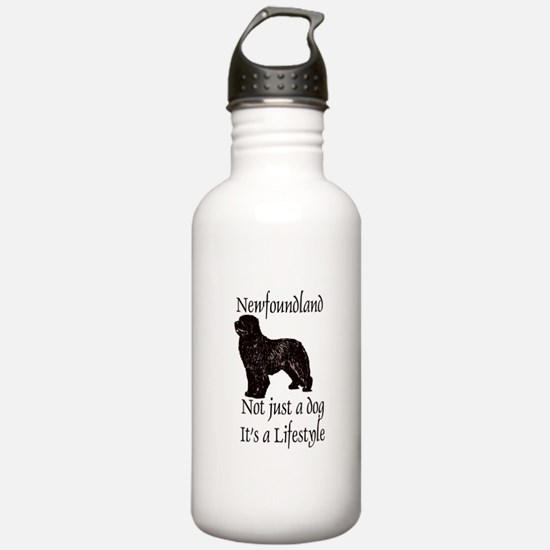 Newfoundlands It's A Lifestly Water Bottle
