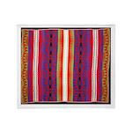 Indian Design Throw Blanket
