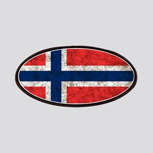 Norway Grunge Patches