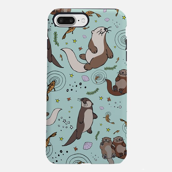 Otters iPhone 7 Plus Tough Case