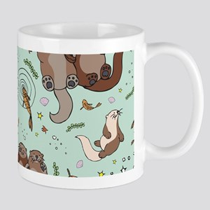 Otters Mugs