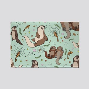 Otters Magnets