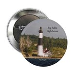 "Big Sable Point Lighthouse 2.25"" Button"