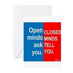 Open Mind Greeting Cards (Pk of 20)