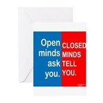 Open Mind Greeting Cards (Pk of 10)