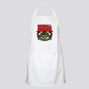 US National Guard Skull and R Apron