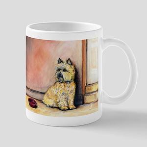 Cairn Terrier Painting Mug