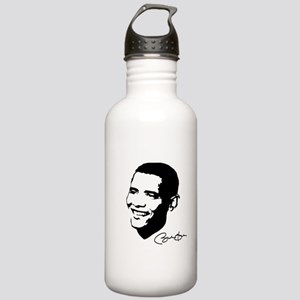 OBAMA SHOPS: Stainless Water Bottle 1.0L