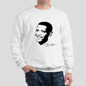 OBAMA SHOPS: Sweatshirt