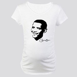 OBAMA SHOPS: Maternity T-Shirt