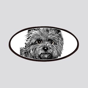 Cairn Terrier Toto Face Patches