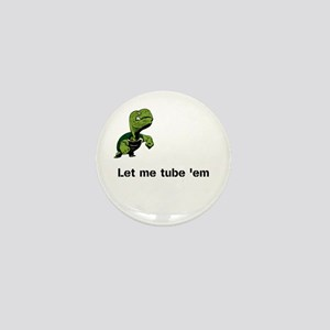 Turtle Tube Mini Button