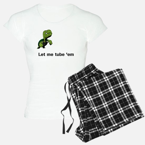 Turtle Tube Pajamas