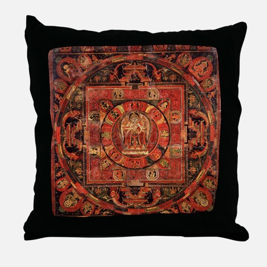 Cute Compassion Throw Pillow