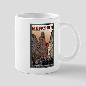 Munich Frauenkirche 2 Mug