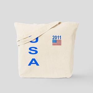 USA 2011 Tote Bag