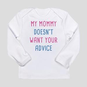 Your Advice Long Sleeve T-Shirt