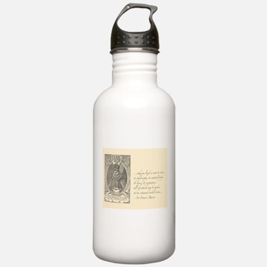 Bacon Atheism Sports Water Bottle