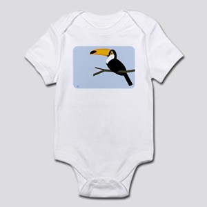 Toucan Infant Bodysuit
