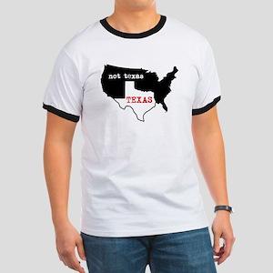 Texas / Not Texas Ringer T