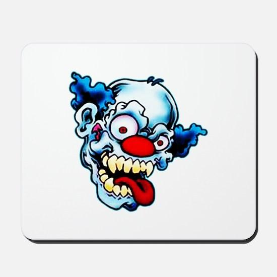 Crazy Clown Mousepad