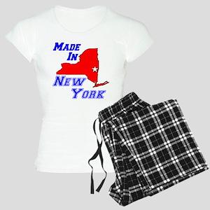 Made In New York Women's Light Pajamas