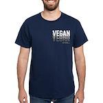 VEGAN 01, 3 tons - Dark T-Shirt