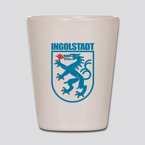 Ingolstadt Shot Glass