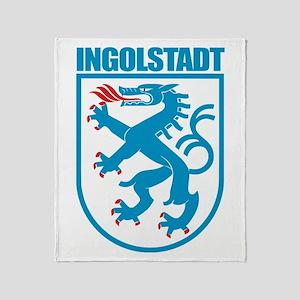 Ingolstadt Throw Blanket