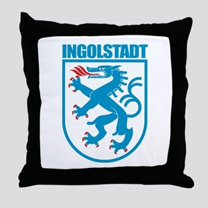 Ingolstadt Throw Pillow