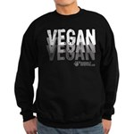 VEGAN 01, 3 tons - Sweatshirt (dark)