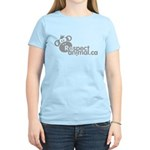 RESPECT ANIMAL LOGO - Women's Light T-Shirt