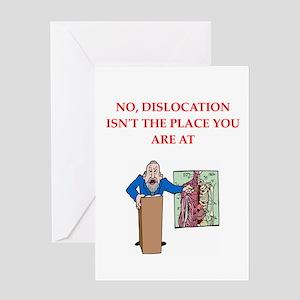 Medical School Greeting Card