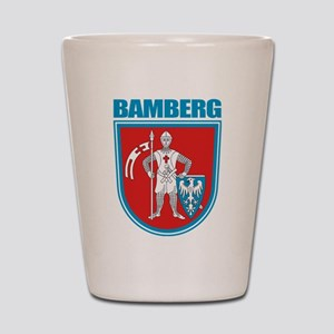 Bamberg Shot Glass