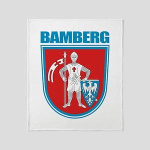 Bamberg Throw Blanket
