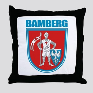 Bamberg Throw Pillow
