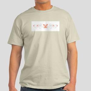 Sunshine Butterflies Light T-Shirt