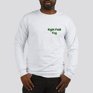 Right Field Fog Long Sleeve T-Shirt