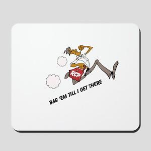 Bag 'em Mousepad