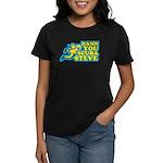 Damn You Scuba Steve Women's Dark T-Shirt
