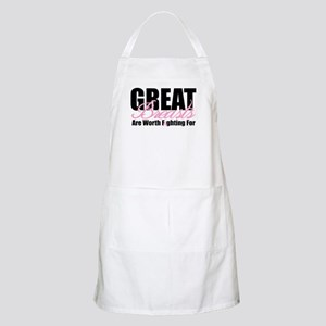 Great Breasts Are Worth Fight Apron